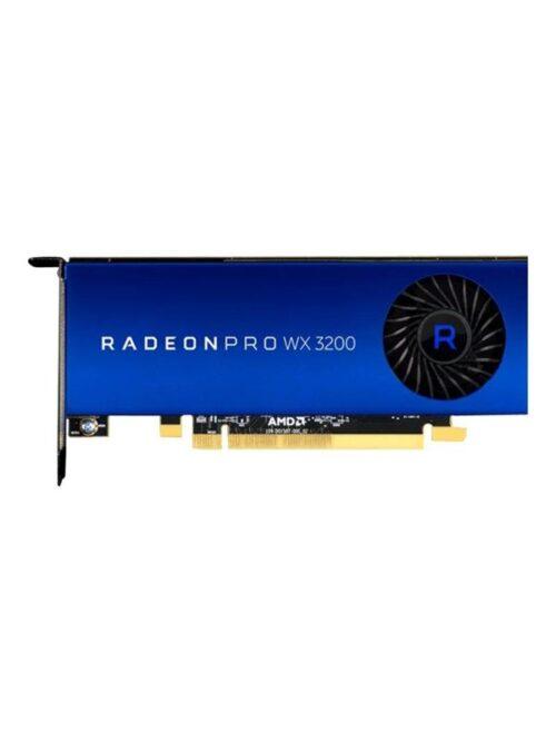 AMD AMD Radeon Pro WX 3200 - 4GB GDDR5 RAM - Grafikkort
