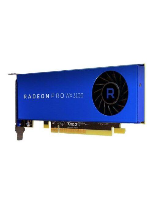 AMD Radeon Pro WX 3100 - 4GB GDDR5 RAM - Grafikkort