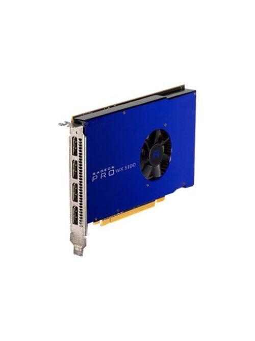 AMD Radeon Pro WX 5100 - 8GB GDDR5 RAM - Grafikkort