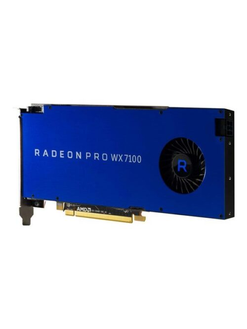 AMD Radeon Pro WX 7100 - 8GB GDDR5 RAM - Grafikkort