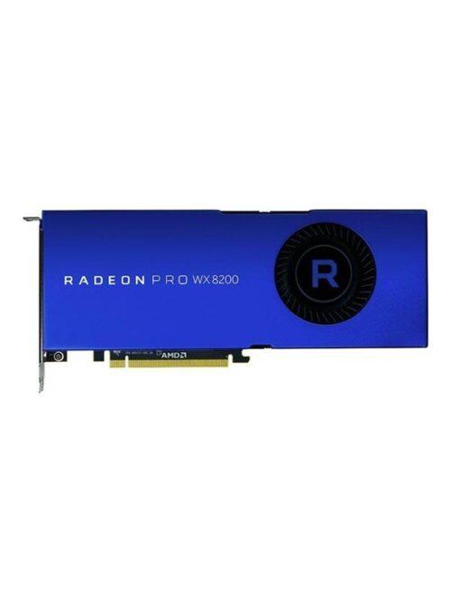 AMD Radeon Pro WX 8200 - 8GB HBM2 - Grafikkort