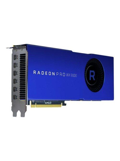 AMD Radeon Pro WX 9100 - 16GB HBM2 - Grafikkort