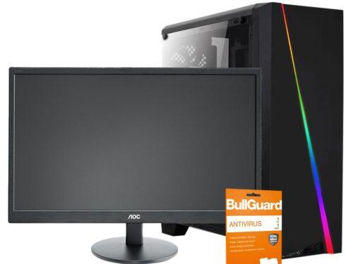 Begynder Gaming Computer 2 + Skærm