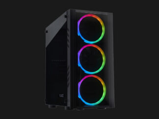 Green RGB Gamer