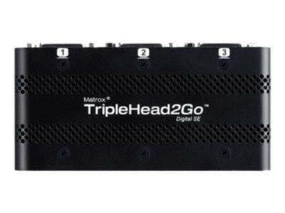 Matrox TripleHead Digital SE - Grafikkort