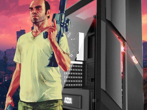 TREVOR GAMING COMPUTER - Geekd Gaming