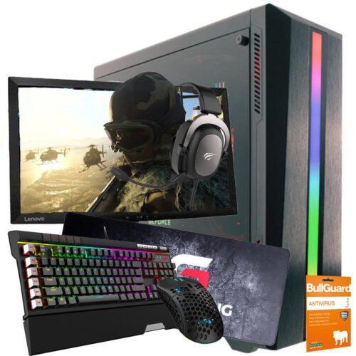 Top Fragger Pro Gaming Computer/Stationær (Bundle)