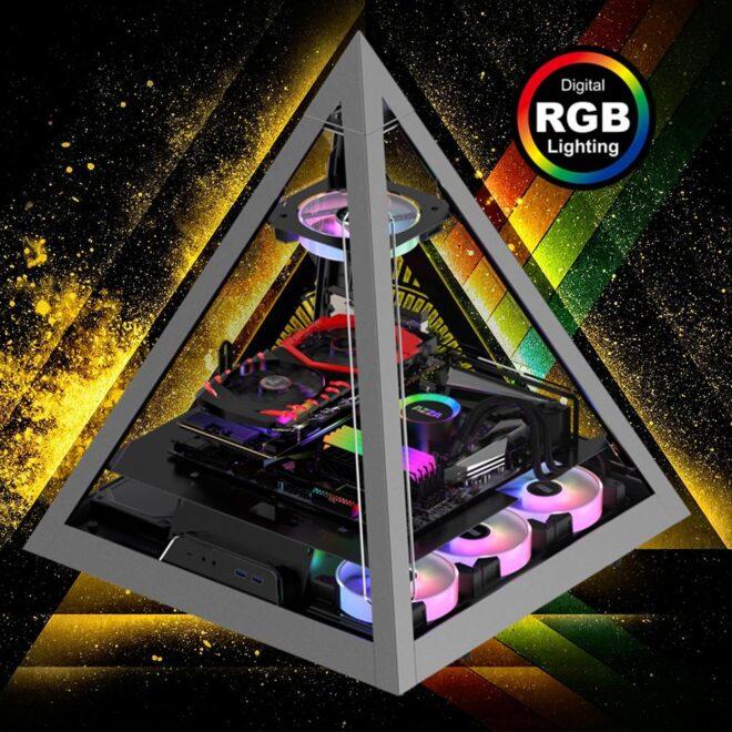UNSTOPPABLE GEEKD COMPUTER (Vanvittig Gaming Computer)