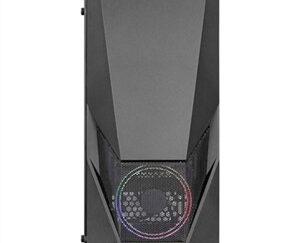 ATX Semi-tårn kasse Mars Gaming ZAURONBK LED RGB