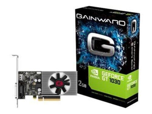 Gainward GeForce GT 1030 - 2GB DDR4 SDRAM - Grafikkort
