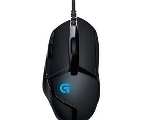 Gaming-mus Logitech G402 Hyperion Fury USB 4000 dpi 500 ips Sort