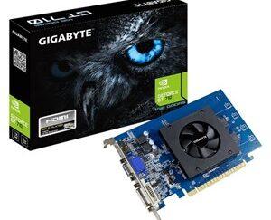 Grafikkort Gigabyte NVIDIA GT-710 1 GB DDR5