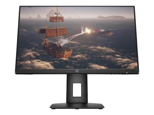 "HP 24"" Skærm X24ih Gaming Monitor - Sort - 1 ms AMD FreeSync"