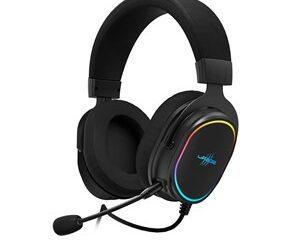 Headset Gaming SoundZ 800 7.1 Sort