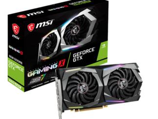 MSI GeForce GTX 1660 SUPER GAMING X - 6GB GDDR6 RAM - Grafikkort