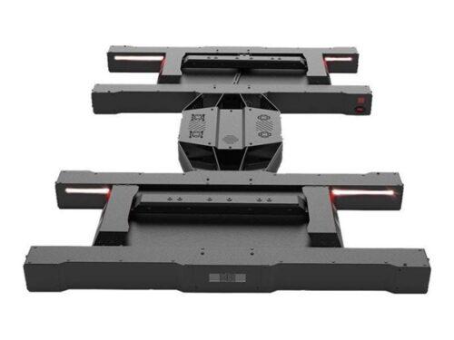 Next Level Racing Traction Plus Motion Platform - Bundle with all 3 parts -