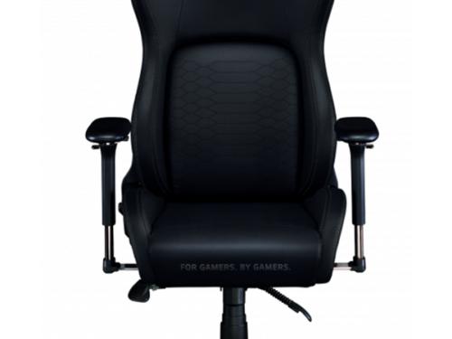 Razer Iskur Black Gamer Stol - Sort - PU Læder - Op til 130 kg