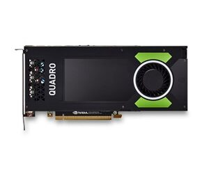 VCQP4000-PB grafikkort NVIDIA Quadro P4000 8 GB GDDR5