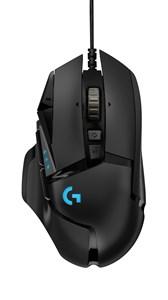 G502 Hero mus Højre hånd USB Type-A Optisk 16000 dpi