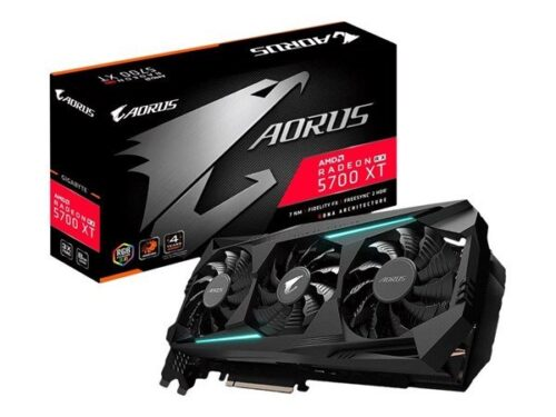 GIGABYTE Radeon RX 5700 XT AORUS - 8GB GDDR6 RAM - Grafikkort