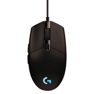 Gaming-mus Logitech G203 Prodigy 200 ips 8000 dpi RGB Sort