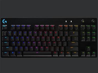 Logitech G PRO Mech. Gaming Keyboard, Black (Nordic)