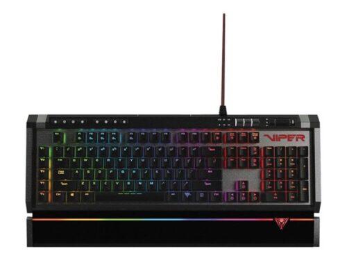 Patriot Viper V770 RGB - Gaming Tastatur - Amerikansk engelsk - Sort