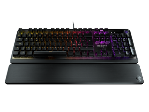 ROCCAT Pyro - Gaming Tastatur - Nordisk - Sort