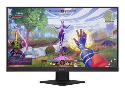 "HP 25"" Skærm OMEN by 25i - Sort - 1 ms NVIDIA G-Sync Compatible"
