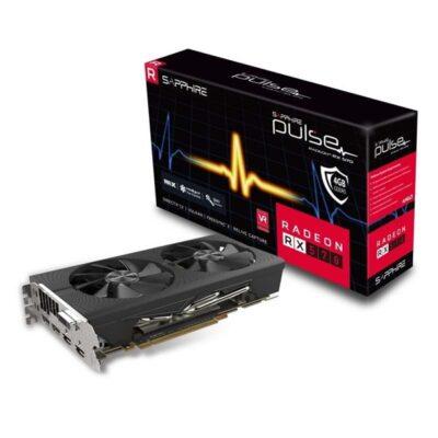 Sapphire Radeon RX 570 Pulse - 4GB GDDR5 RAM - Grafikkort