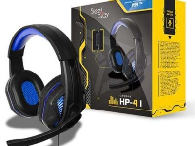 Steelplay HP-41 Wired Gaming Headset - Headset - Sony PlayStation 4