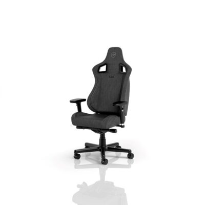 noblechairs EPIC Compact TX Gaming Chair Anthracite/Carbon Gamer Stol - Grå - Op til 120 kg